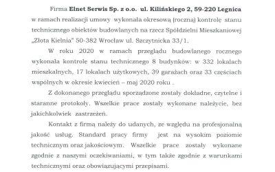 Spółdzielnia Mieszkaniowa Złota Kielnia